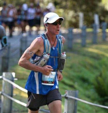 Shane James - Running the Point to Pinnacle Race in 2017