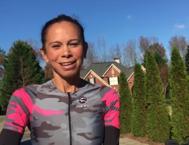 Stacy, the creator of the #547Challenge, explains why she did it