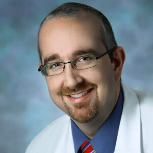 Dr. Scott Newsome of the Stiff Person Syndrome Center at Johns Hopkins Medical